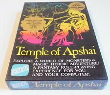 Atari XL:  Temple of Apshai - Epyx 1982 *Neu* in OVP
