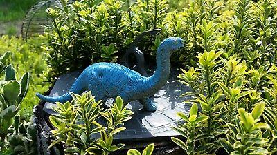 Fearsome Apatosaurus Dinosauro Preistorico Giocattolo Raro Da Collezione 15 Cm Di Lunghezza Ukrc-mostra Il Titolo Originale Senza Ritorno