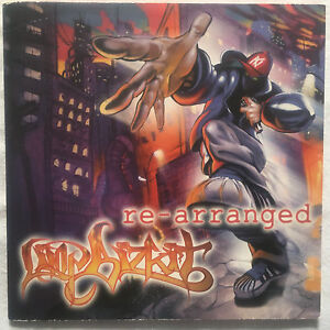 LIMP BIZKIT Ultra Rare EU Re-arranged CD single (497 138-2)