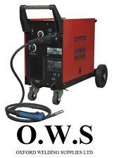 SEALEY MIGHTYMIG170 170Amp Gas / No Gas Mighty Mig Welder + EXTRAS