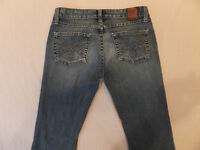 BKE Starlite Stretch Size 26 x 31 1/2 Bootcut Women's Jeans