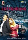 Die Entführung Aus Dem Serail Salzburger Festspiele Graf 0807280218398 DVD