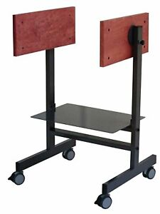 NEW-CUSTOMISED-Cart-Stand-for-any-AKAI-Reel-to-Reel-Tape-Recorder-GX-Series