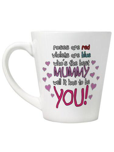 Mug The Best Mummy Latte White