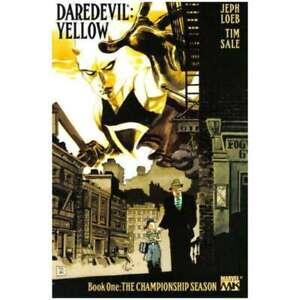 Daredevil-Yellow-1-in-Near-Mint-condition-Marvel-comics-mo