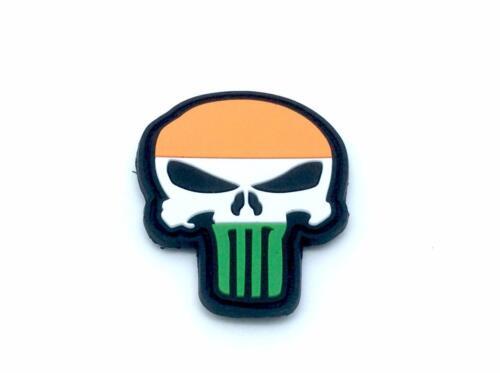 Irlande drapeau irlandais punisher airsoft pvc patch