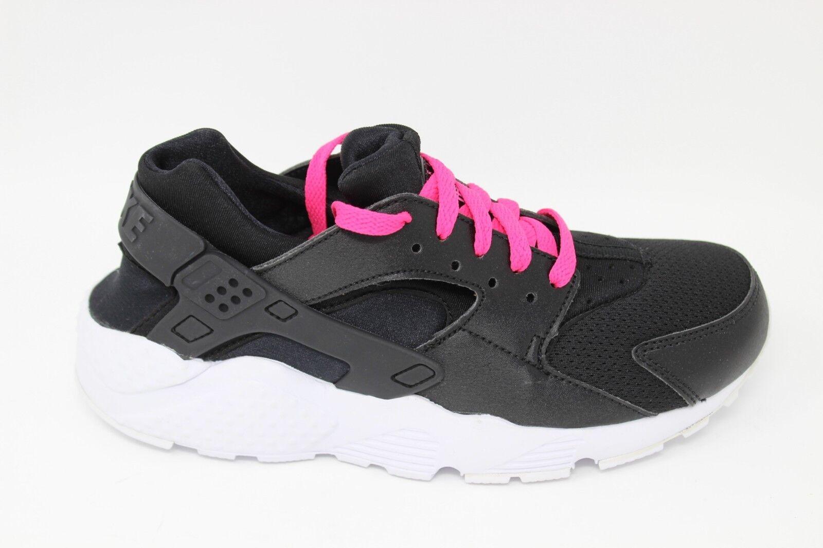 98dce5ba37 Nike Huarache Run Running Walking Training Boys Girls Shoes 7 Y GS ...