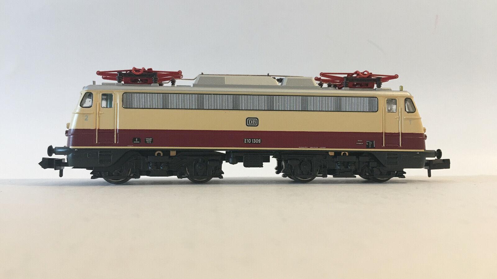 Hobbytrain h2801 Spur N DB e-Lok e10 1309 Tee-rheinorolok EP. III NUOVO I.D. OVP