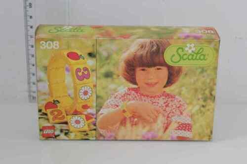 LEGO SCALA 1979 I GIOIELLI LEGO VINTAGE TOYS 308 309 310 311 312 313