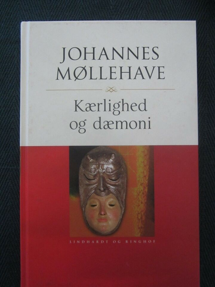 Kærlighed og dæmoni, Johannes Møllehave, emne: filosofi