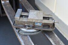 Kurt Anglock 6 Milling Machine Vise D60 1 With Swivel Base