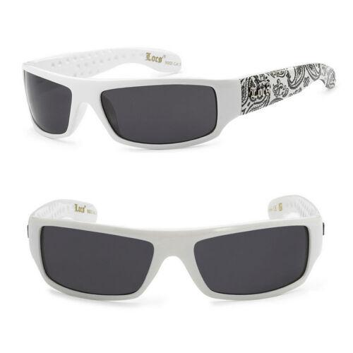 Retro Locs Black OG Biker Shades Original Gangster Shades BDNA Mens Sunglasses
