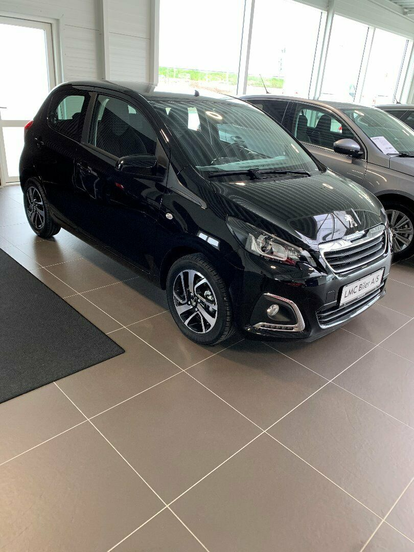 Peugeot 108 1,0 e-VTi 72 Selection Tech