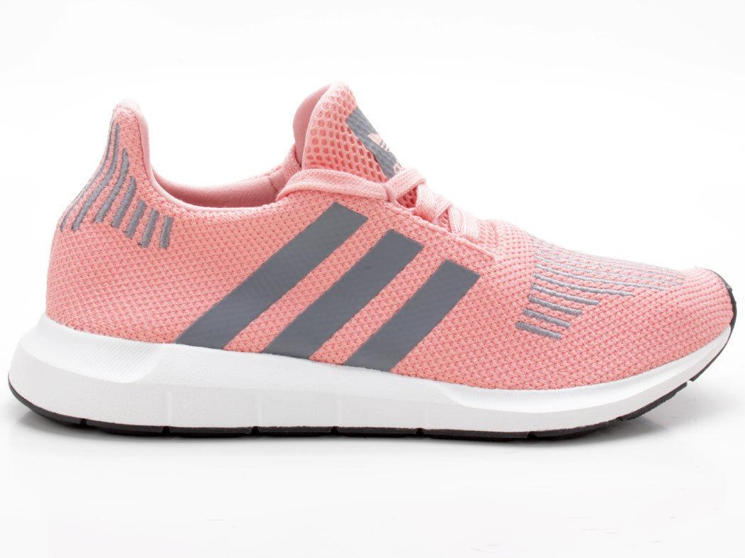 Adidas Swift Run W cg4139 rose-Blanc