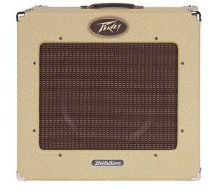Peavey-Delta-Blues-115-Combo-Amp-Electric-Guitar-30W-15-034-Speaker-Amplifier
