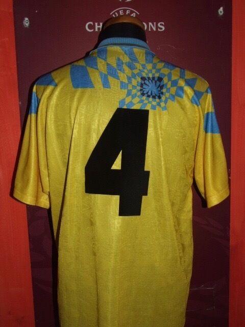 RARE 4 INTER 1992 1993 MAGLIA SHIRT CALCIO CALCIO CALCIO FOOTBALL MAILLOT JERSEY SOCCER | Moda  dac9c9
