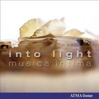 Musica Intima - Into Light [new Cd] on Sale