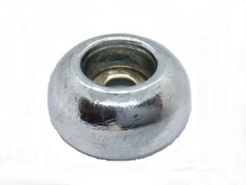 2 x 250g Zinc Boat Button Anode by SBA Ltd