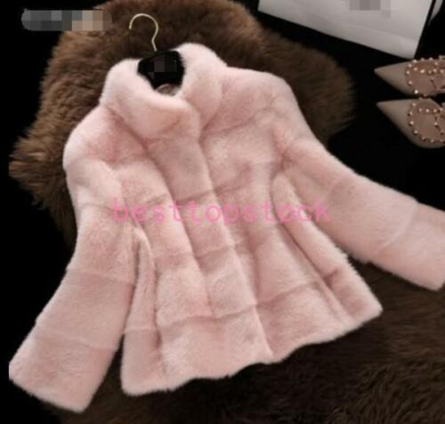 Sexet Parka Womens Outwear Mink Winter Sale Lady Hot Fur Coat Jacket Varm TgYqzA