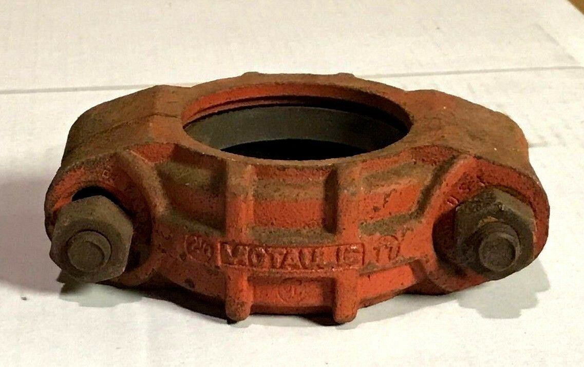 Victaulic Style 77 Flex Flexible Grooved Coupling With Gasket 3in B305966