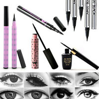 Newest Black Liquid Waterproof Eyeliner Eye Liner Pencil Pen Eye Make Up Beauty