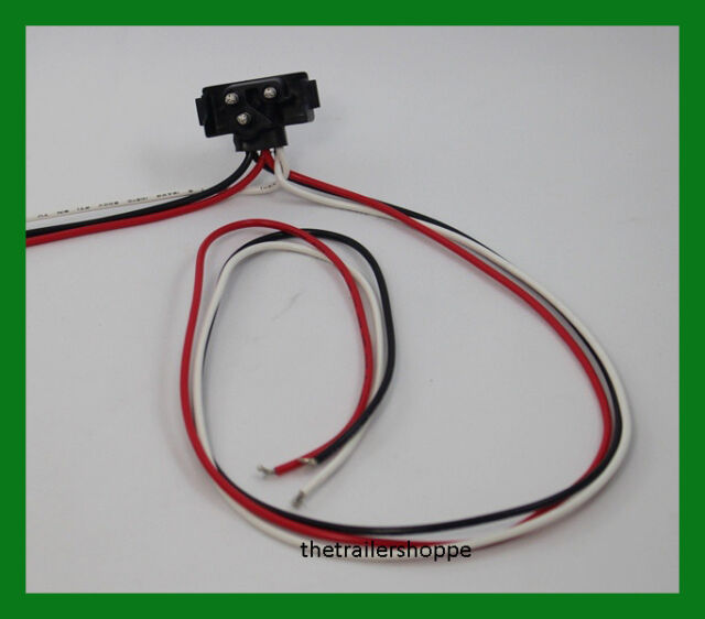 Grand General 86106 Continuous 3 Prong Right Angle Plug Wire Harness on plug 3 prong, fuse 3 prong, connectors 3 prong,