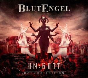 BLUTENGEL-UN-GOTT-DELUXE-EDITION-2-CD-NEU