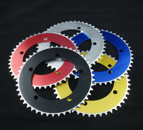 J/&L Single Speed,Fixed Gear,Fixie-46T-130mm ChainRing-fit Sram,Sugino,Shimano