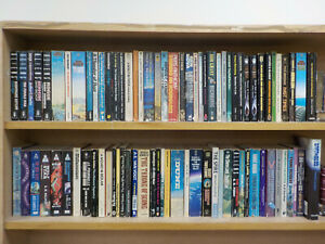 Science-Fiction-Novels-82-Books-Various-Authors-Sc-Fi-ID6641