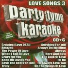Sybersound - Party Tyme Karaoke Love Songs Vol. 3