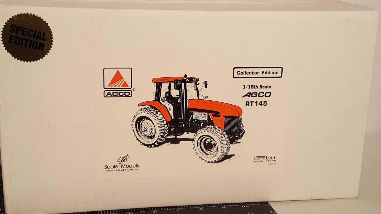 Allis Chalmers Agco RT145 1 16 diecast farm tractor réplique par SCALE MODELS
