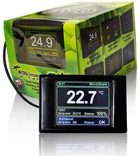 Microclimate EVO Digital Touch Screen LCD Vivarium thermostat Reptile Prime Stat