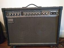 Roland JC-120 Jazz Chorus 120 watt Guitar Amp