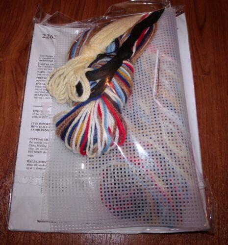 "Design Works Jim Shore EAGLE Plastic Canvas Kit 9 1//2/"" x 26/"""