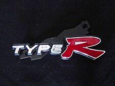 HONDA JAPAN DC5 KOUKI FRONT TYPE R BADGE 05-06 (RSX)