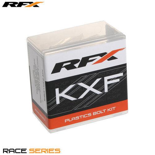 RFX Race Series Plastics Fastener Kit Kawasaki KX250 2003-07