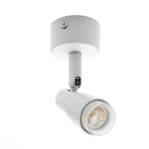 Responsable Faretto Proiettore Led 3w Spot Orientabile Luce Vetrina Quadro Negozio 230v Led Artisanat Exquis;