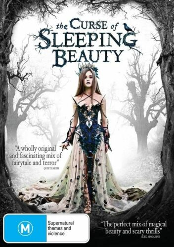 1 of 1 - The Curse Of Sleeping Beauty (DVD, 2017) NEW