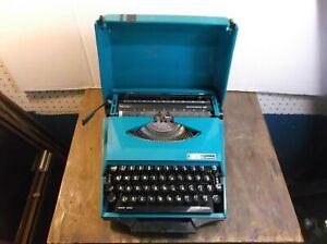 Smith Corona Super G Manual Typewriter