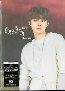 NCT-127-AWAKEN-JUNGWOO-VER-JAPAN-CD-BOOK-Ltd-Ed-H66