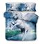 3D-hermoso-castillo-unicornio-Cubierta-Del-Edredon-Edredon-Cubierta-Juego-de-cama-funda-de-almohada miniatura 17
