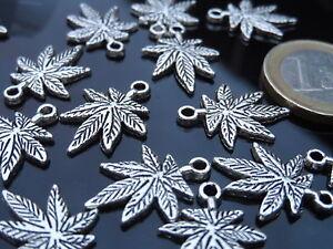 De-25-a-1500-Colgantes-pequenos-Zamak-Canamo-pendant-pendentif-anhanger