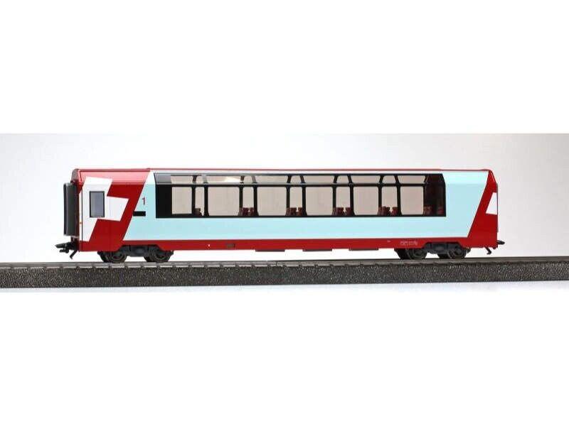 BEMO 3689115 'Glacier-Express' PANORAMA carrello API 1315 1.kl., RHB, DC, h0