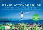 The David Attenborough 90th Birthday (DVD, 2016, 8-Disc Set)