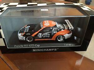 Minichamps Porsche 911 GT3 Cup Asia 2007 Richard Meins in 143 scale diecast - <span itemprop=availableAtOrFrom>Woodbridge, Suffolk, United Kingdom</span> - Minichamps Porsche 911 GT3 Cup Asia 2007 Richard Meins in 143 scale diecast - Woodbridge, Suffolk, United Kingdom