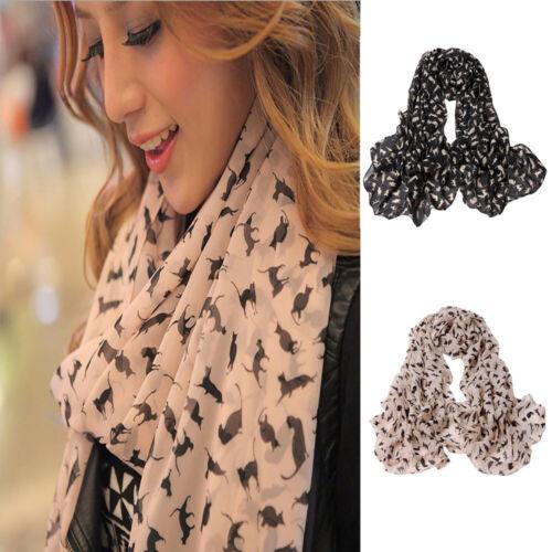 Pekingese scarf dog breed print scarves printed ladies fashion womens shawl