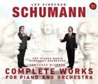 Schumann: Complete Works for Piano & Orchestra (2014)
