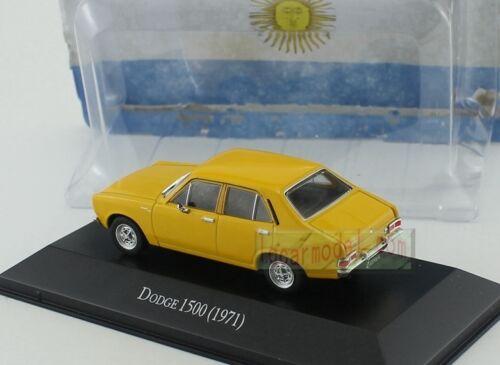 1//43 DODGE 1500 1971 Diecast Car Model