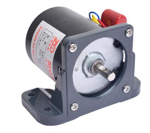 220V Gear reduction motor AC permanent magnet synchronous motor 68KTYZ Y