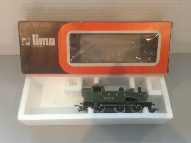 Lima 5101 LNER 0-6-0 Tank Locomotive No: 8920 ; boxed.